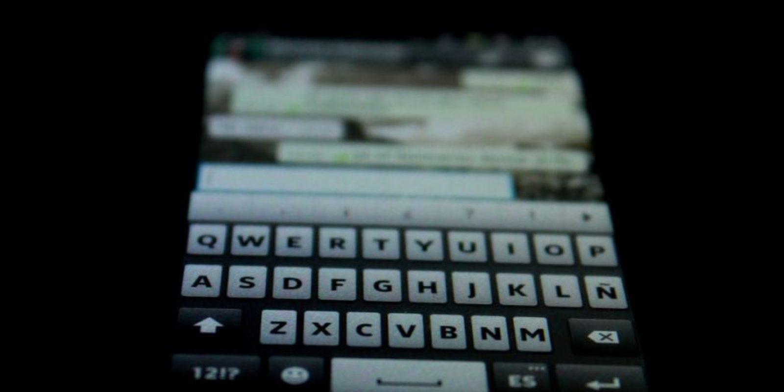 Los hackers envían supuestas invitaciones al servicio de llamadas. Foto:Tumblr
