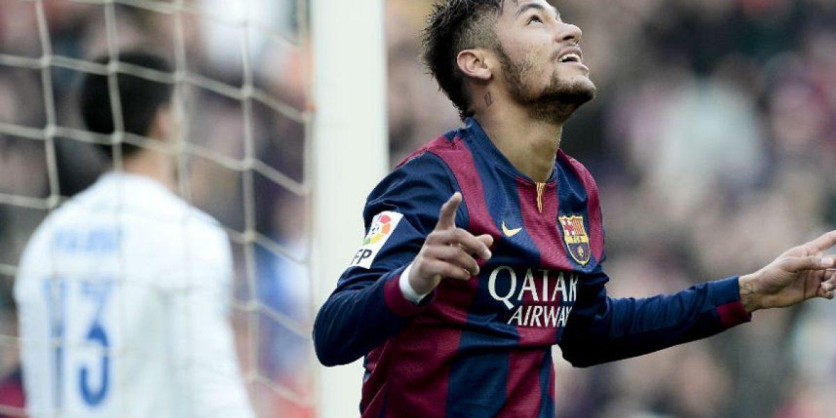Neymar pide ayuda divina