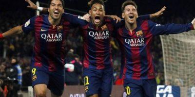 El tridente ofensivo del Barça vale más que el del Real Madrid