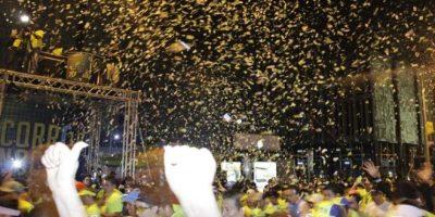 FOTOS. Así se vivieron los 10K nocturnos