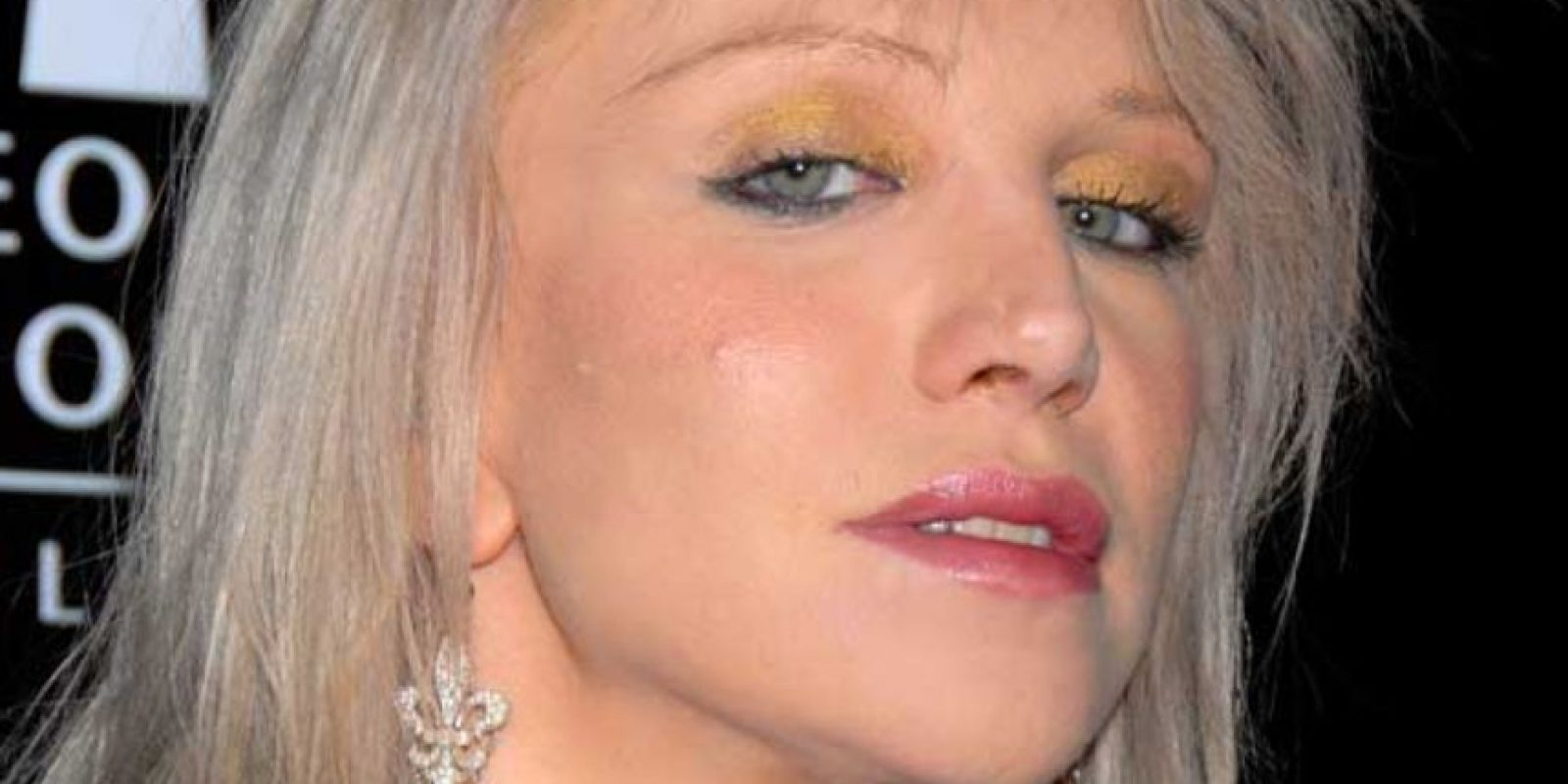 Courtney Love parece su madre. Foto: Getty Images