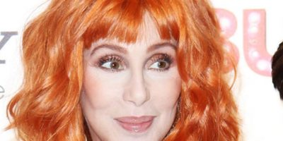 Cher, lista para Halloween. Foto: Getty Images
