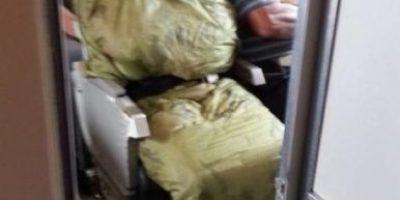 FOTOS: 28 cosas más insólitas que pasan en un avión