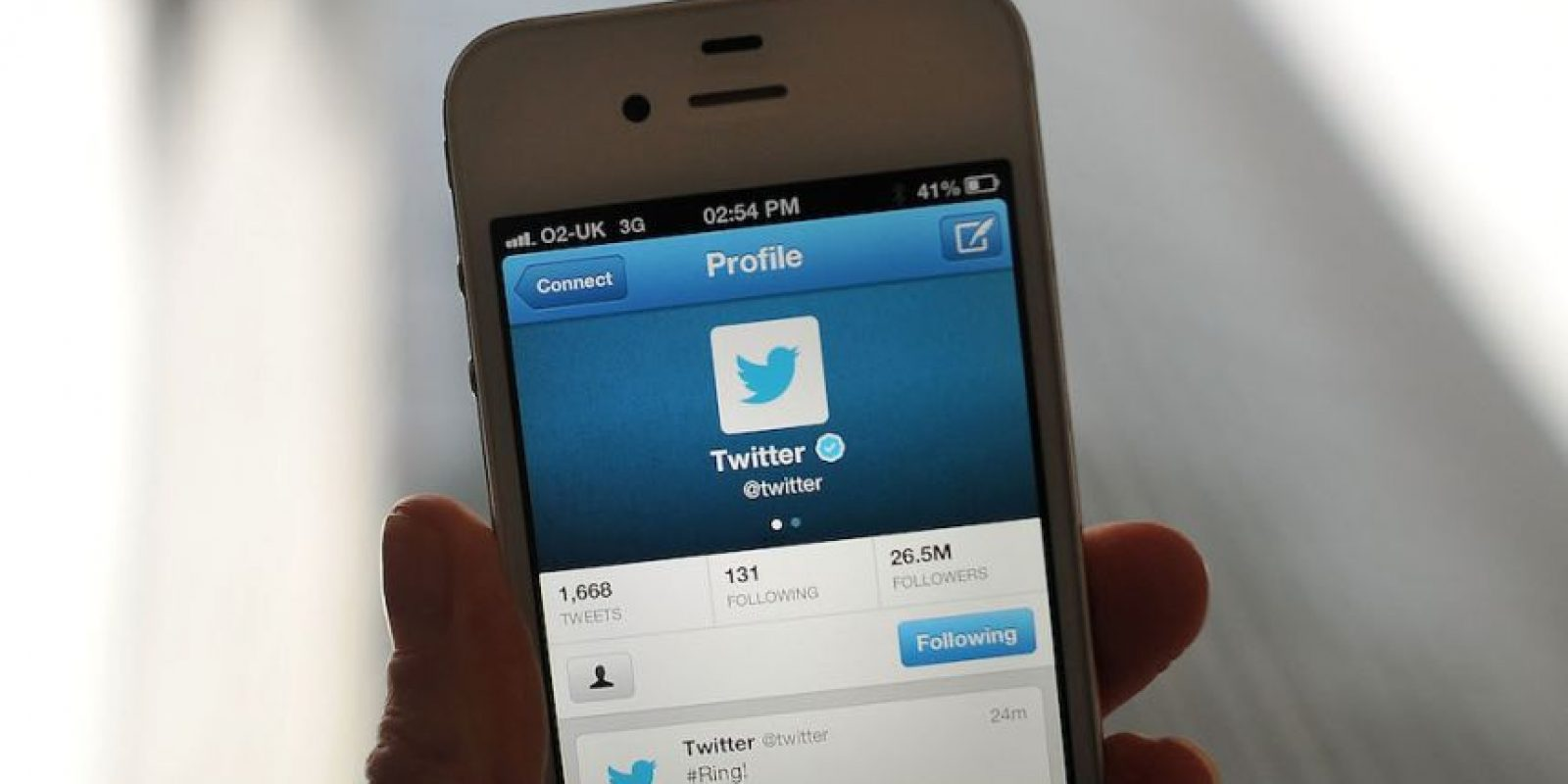 La red social Twitter cumple 9 años. Foto: Getty Images