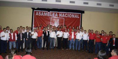 """Líder hará """"oficial"""" designación de Baldizón y Barquín el 3 de mayo"""