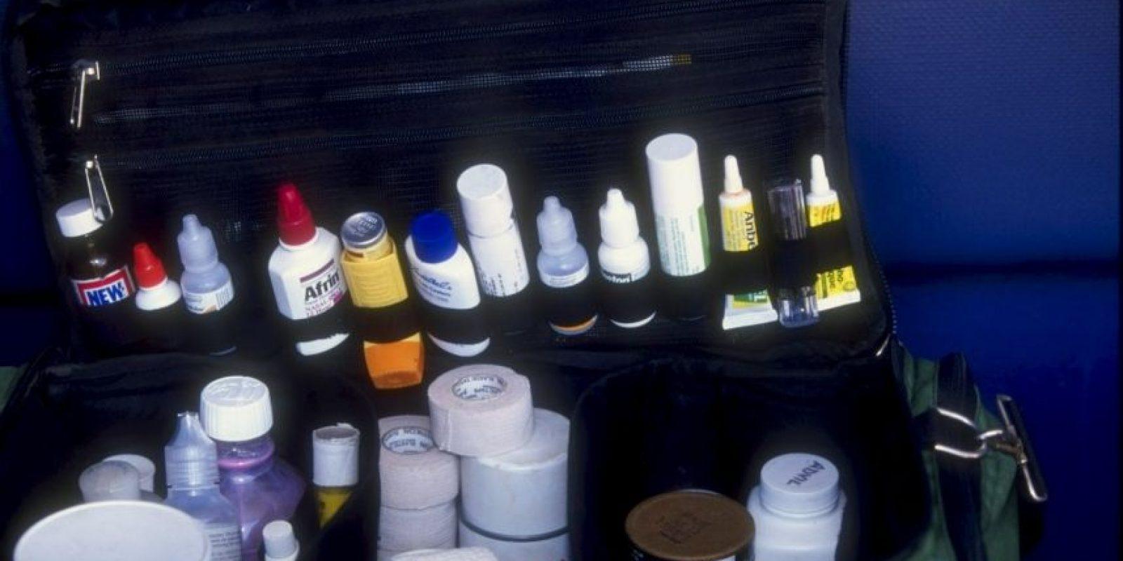 Esto es únicamente para información y no para el uso en el tratamiento o manejo de una exposición real a tóxicos. Foto:Getty Images