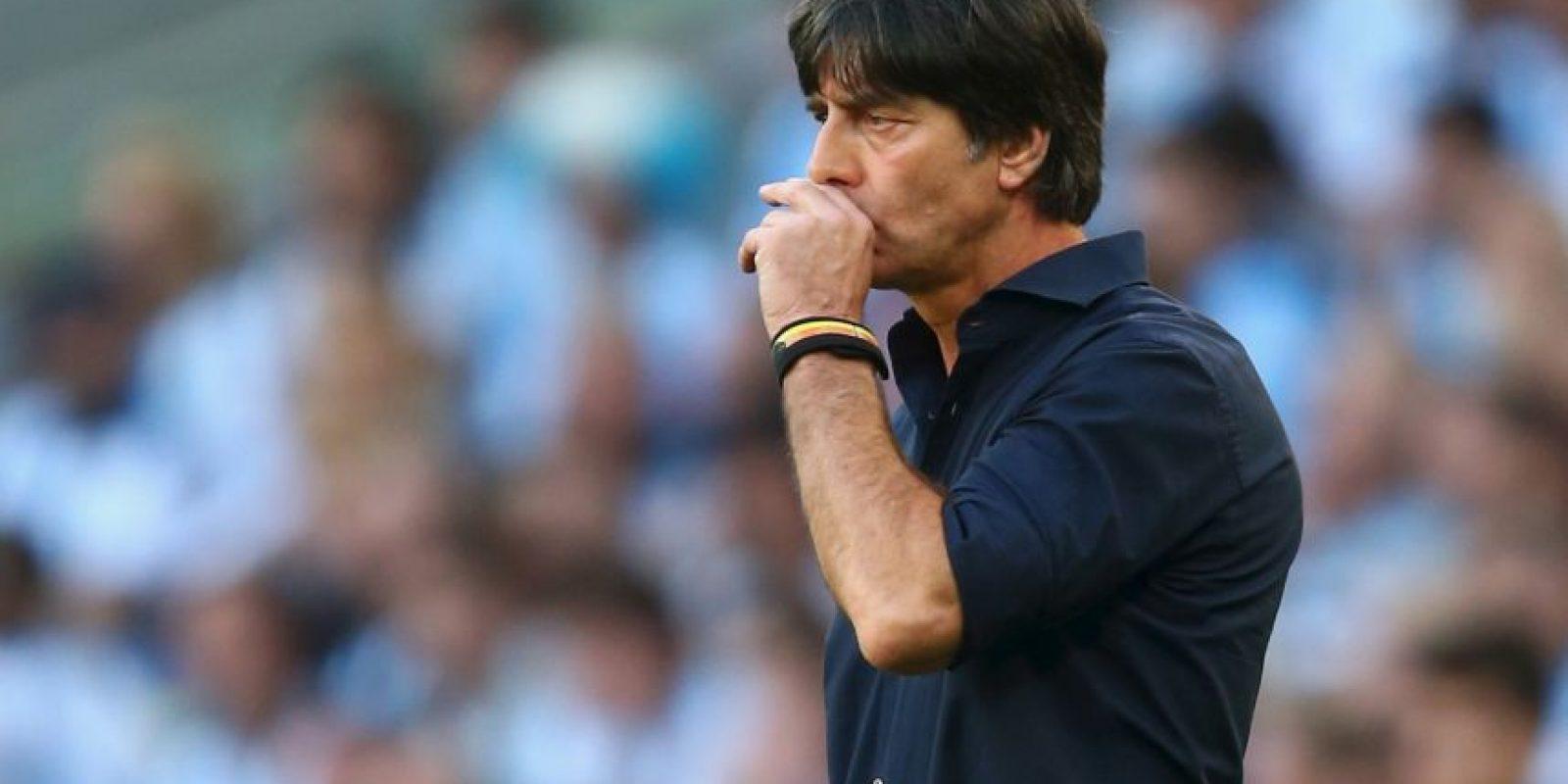 En la Eurocopa de 2008 consiguió el subcampeonato tras caer en la final ante España Foto:Getty Images