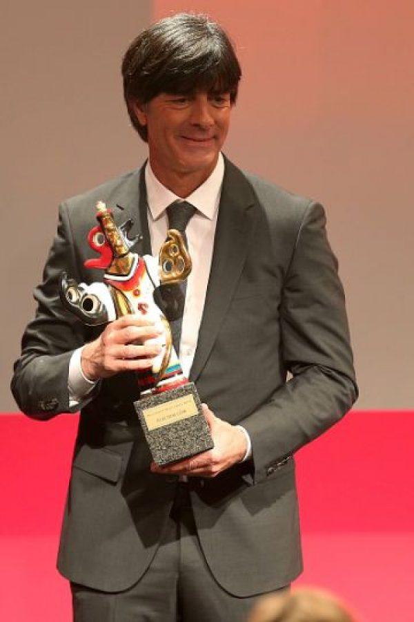 Dirigió al FC Winterthur de Alemania en la temporada 1994-1995 Foto:Getty Images