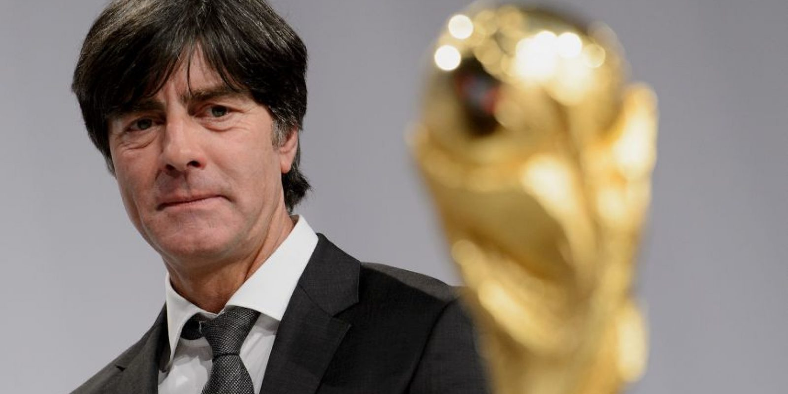 Joachim Low es entrenador de la Selección Nacional de Alemania. Foto:Getty Images