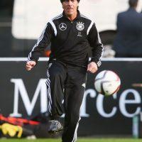 Después del Mundial de Alemania 2006, Klinnsman dejó el cargo y Low se convirtió en entrenador de la 'Mannschaft' Foto:Getty Images