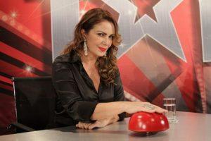 Almendra Gomelsky, en la actualidad es entrenadora en La Voz Perú y sigue vigente en la televisión de ese país. Foto:Facebook/Almendra Gomelsky