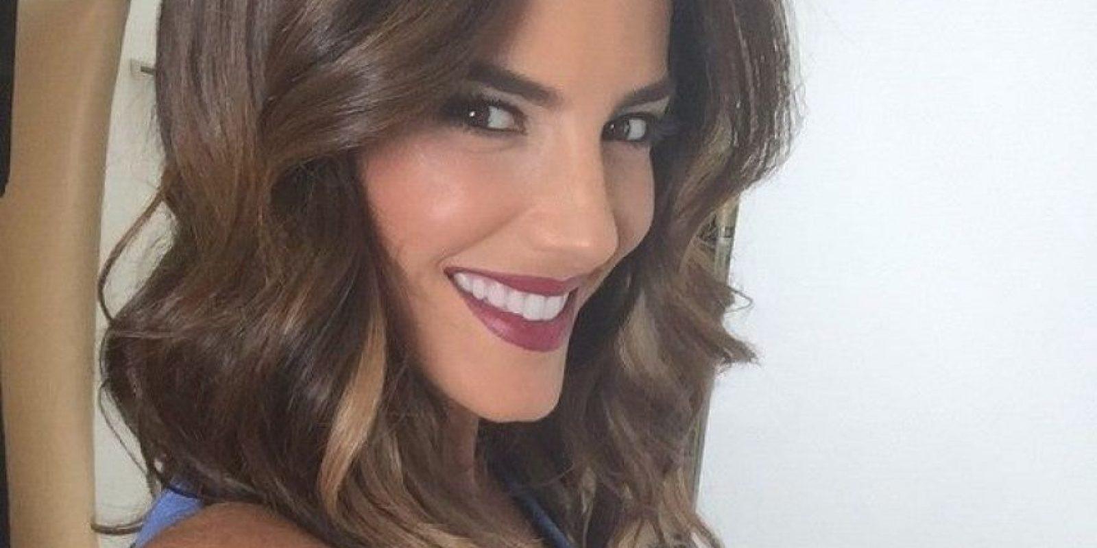 Gaby Espino ahora es modelo, presentadora y actriz. Foto:Facebook/Gaby Espino