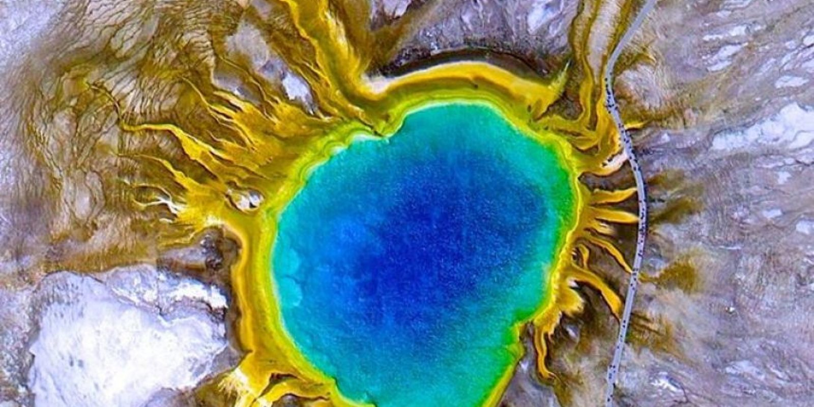 Yellowstone, Estados Unidos.