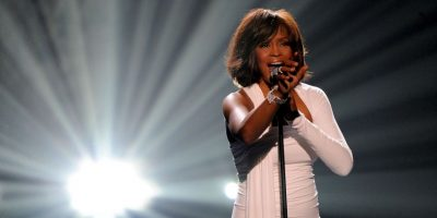 La cantante Whitney Houston Foto: Getty Images