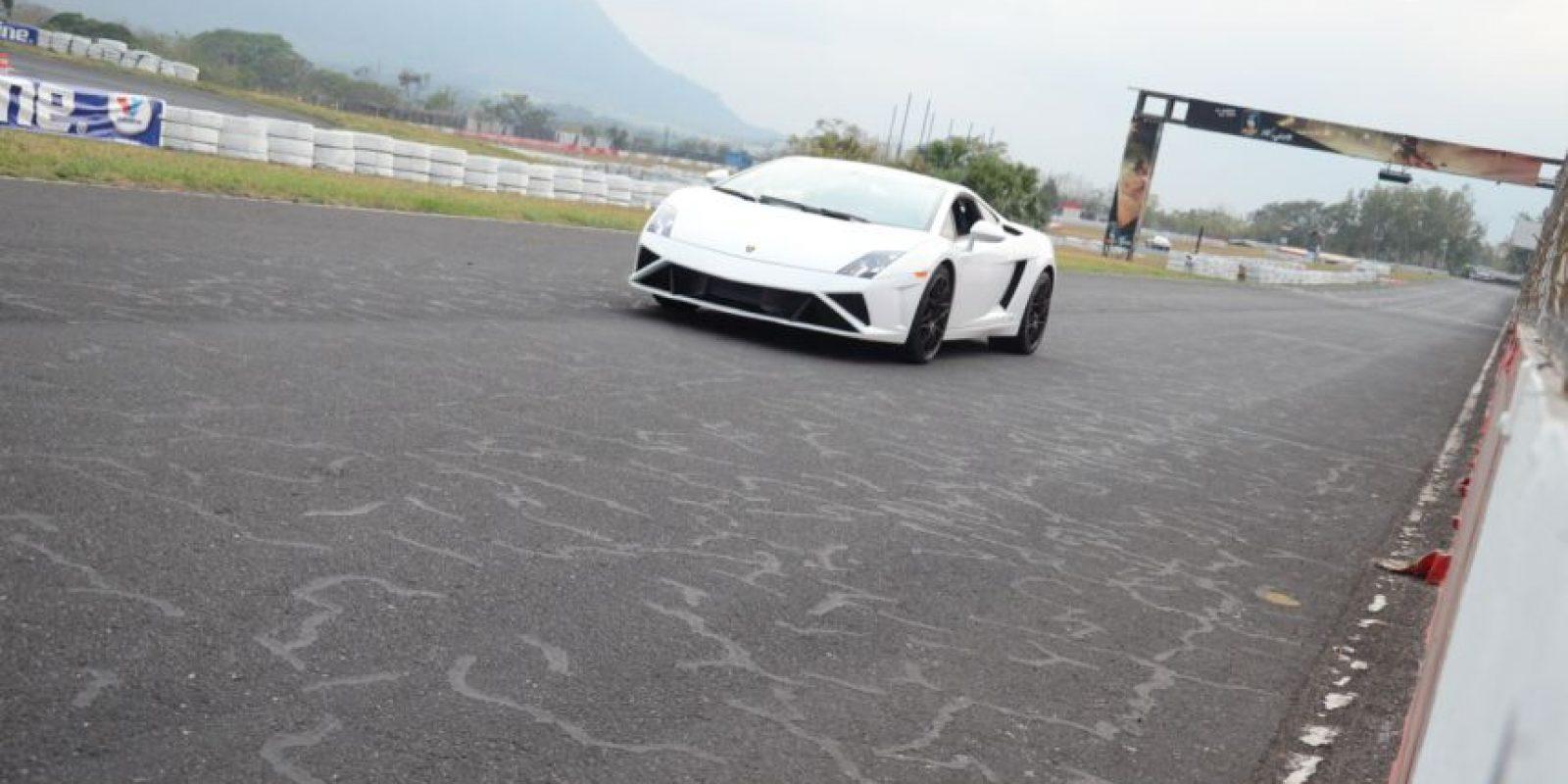 Lamborghini LP 560 Gallardo (0-100 km/h en 3.2 segundos) Foto:Luis Carlos Nájera