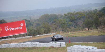 Acompañado de Huawei, Publinews participó en el evento en donde condujimos el Ferrari 458 Italia y el Lamborghini LP 560 Gallardo Foto:Luis Carlos Nájera