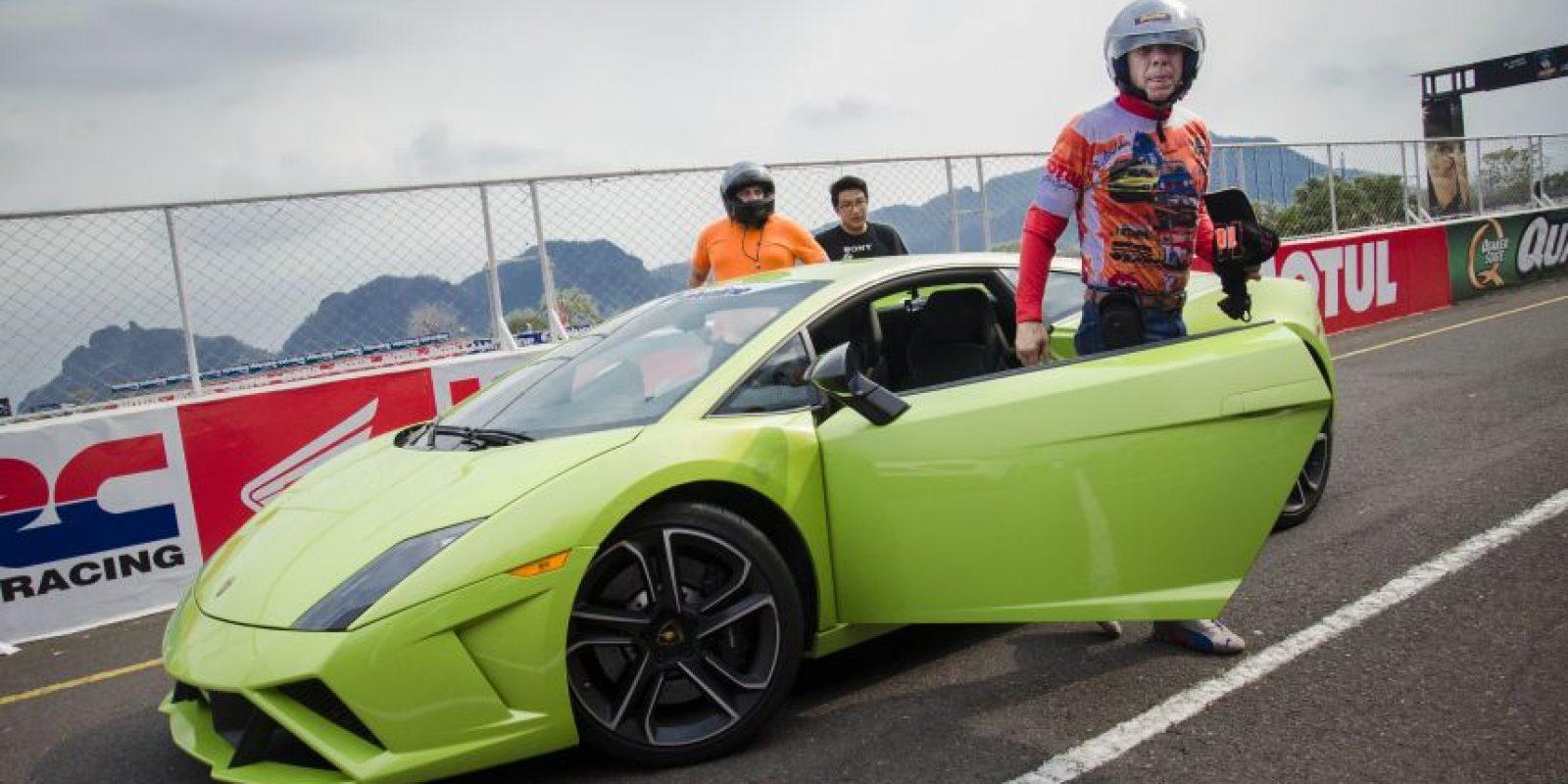 No dejes pasar esta gran oportunidad, consigue tus entradas y siente qué es conducir estos automóviles de hasta 545 caballos de fuerza Foto:Luis Carlos Nájera