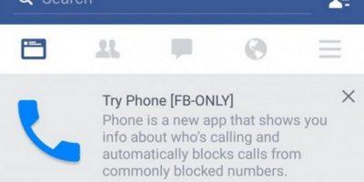 """Facebook planea """"posible"""" alternativa a las llamadas gratis de WhatsApp"""