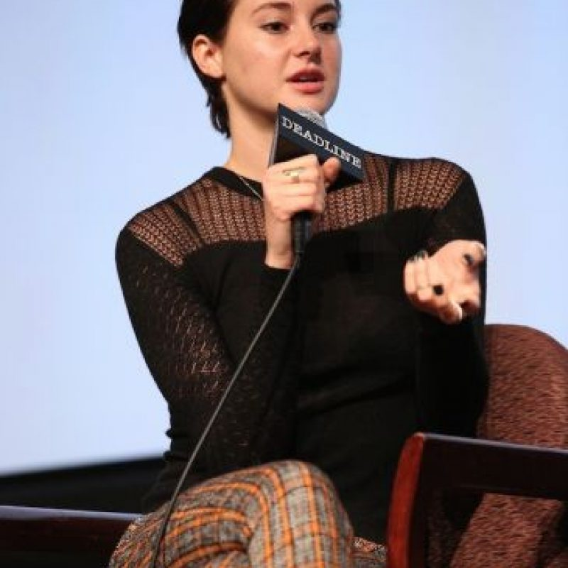 Al parecer, el aliento de la actriz huele mal debido a un suplemento alimenticio que consume. Foto:Getty Images
