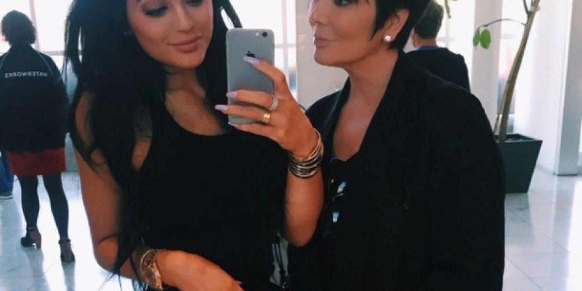 FOTOS: Kylie Jenner inmortaliza su sensualidad a los 17 años
