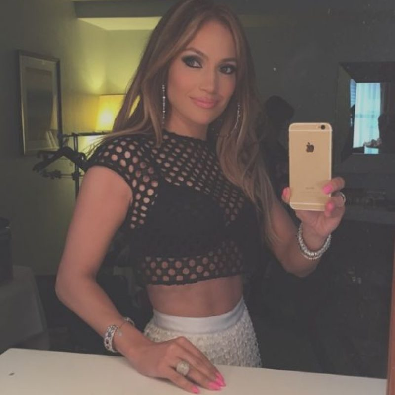 Jennifer López Foto:Instagram @jlo