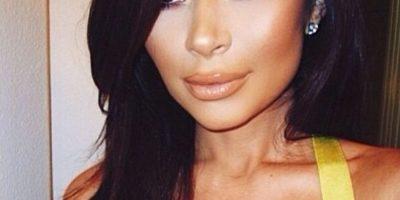 """Marianna Hewitt es otra mujer que lucha por ser idéntica a Kim. Ella tiene un blog llamado """"La La Mer"""", donde da consejos de belleza y moda. El parecido que tiene con la socialité es asombroso. Foto:Instagram @marianna_hewitt"""