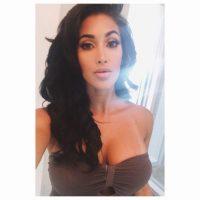 Claudia Sampedro, al igual que Kardashian, posee una increíble figura. Esta mujer no es una total desconocida, ya que es novia de Julius Peppers, jugador de los Empacadores de Greenbay de la NFL. Foto:Instagram @claudiasampedro_