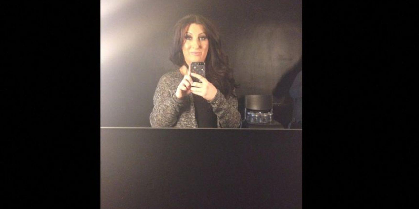 Tiffanny Davies es un transexual de 23 años que está en proceso de convertirse en modelo y en una versión transgénero de Kim Kardashian. Foto:Facebook/Aicha Davies