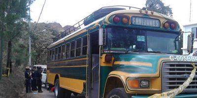 Suman 70 asesinatos vinculados al transporte durante este año