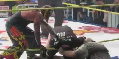 El luchador mexicano perdió la vida, luego de una pelea contra Rey Mysterio Jr. Foto:Lucha Libre AAA