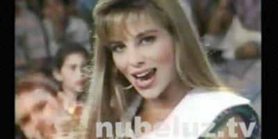 "Lilianne Kubiliun en ""Nubeluz"" Foto:YouTube"