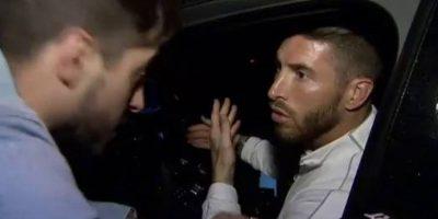 VIDEO. Insultan a jugadores del Madrid por la derrota en el clásico