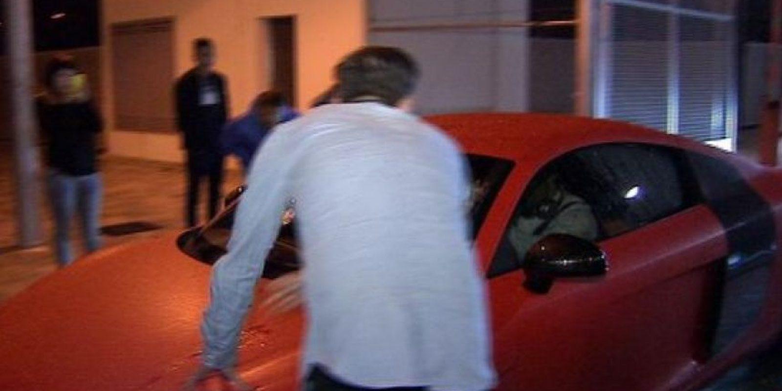 Ramos y Jesé fueron increpados a la salida de la Ciudad Deportiva de Valdebebas. Foto:Publinews