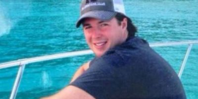 Corey Griffin, la inspiración del Ice Bucket Challenge Foto:Twitter