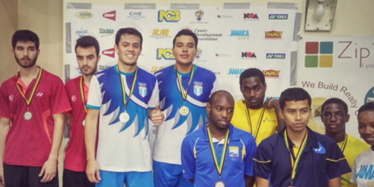 Badmintonistas nacionales brillan en Abierto de Jamaica