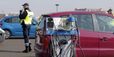 Las autoridades fiscalizan que se cumplan las reglas. Foto:AP