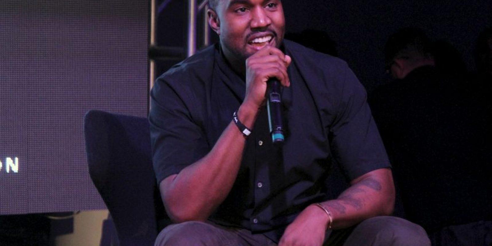 Un usuario de Ebay subastó en más de 30 mil dólares restos de comida de Kanye West. Foto:Getty