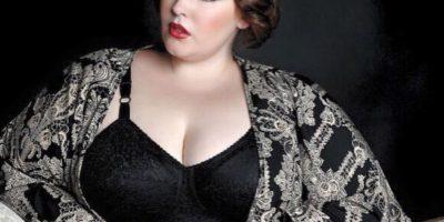 """""""Me sentía fea por ser gorda"""": Tess Holliday, la modelo """"plus-size"""" más famosa del mundo"""