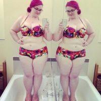 En el mercado se vio una oportunidad para las mujeres plus size. Foto:Instagram
