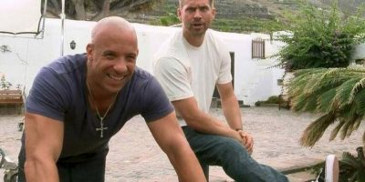 En honor a su amigo Paul Walker Foto: Instagram Vin Diesel