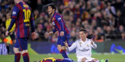 Después del partido, las publicaciones más destacadas fueron del Barcelona Foto:AP