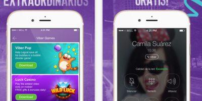 Viber es una opción muy popular en Norteamérica para las llamadas online. Foto:Viber Media, Inc.