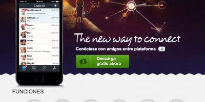 WeChat es una opción disponible en toda América Latina. Foto:wechat.com/es/