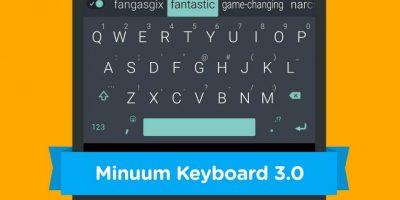 Whirlscape es también exclusivo de Apple pero conmbina un estilo muy parecido al Keyboard de Google. Foto:Whirlscape