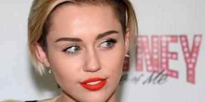 Miley Cyrus también fue protagonista de uno de los escándalos más sonados dentro de Snapchat. Foto:Getty