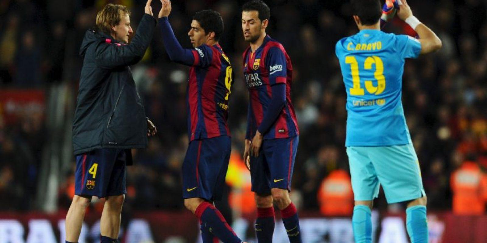 Solo le han marcado 17 goles Foto:Getty Images