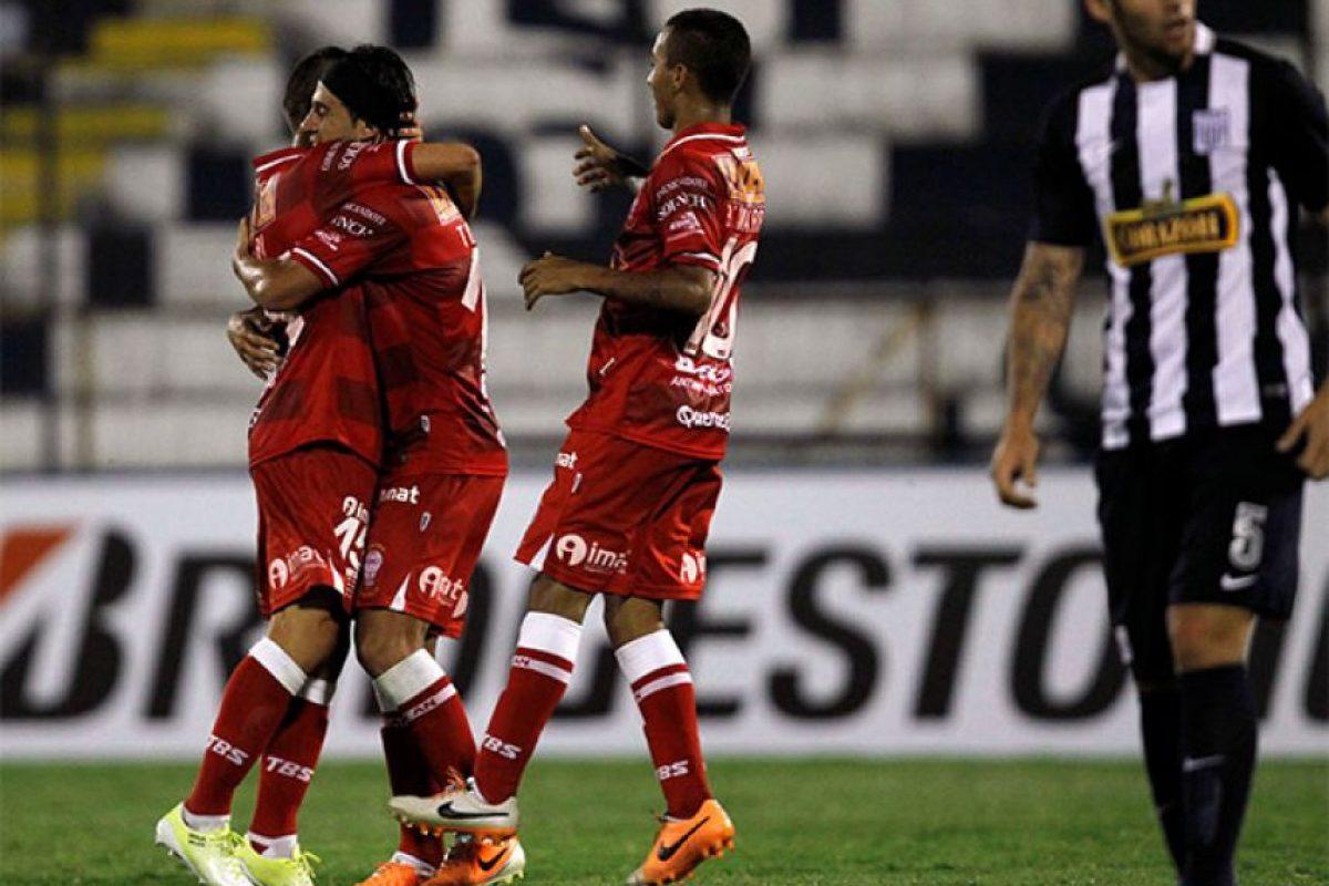 5. Alianza Lima Foto:Getty Images