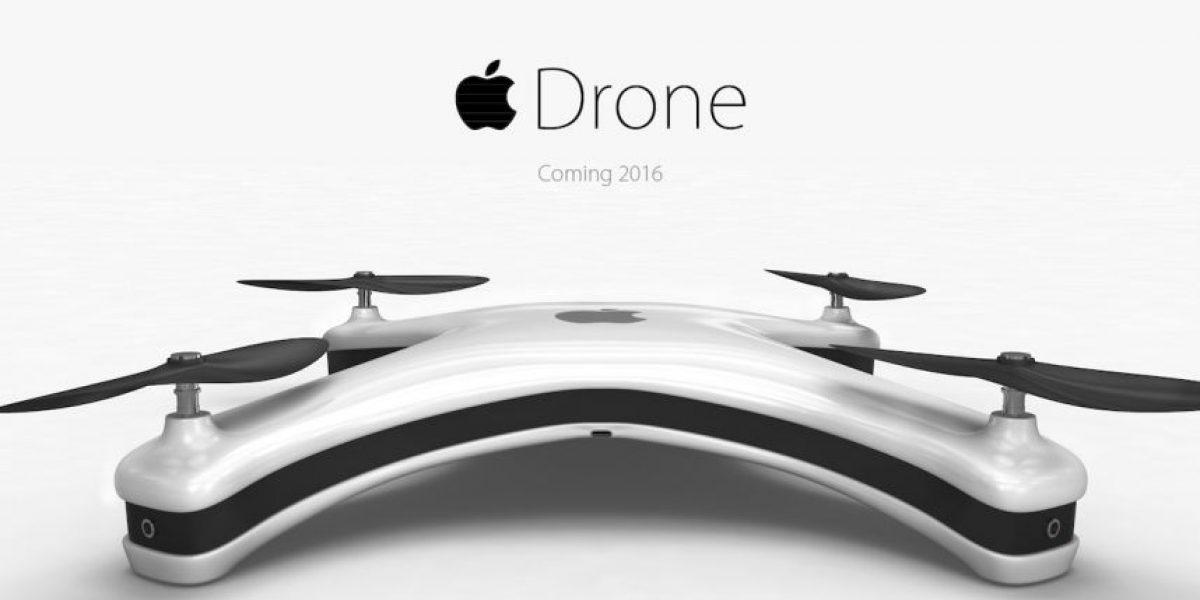 Descubre cómo se vería un drone de Apple