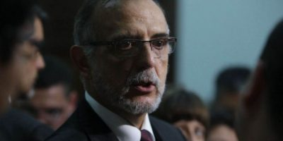 Iván Velásquez tratará el tema electoral con los magistrados