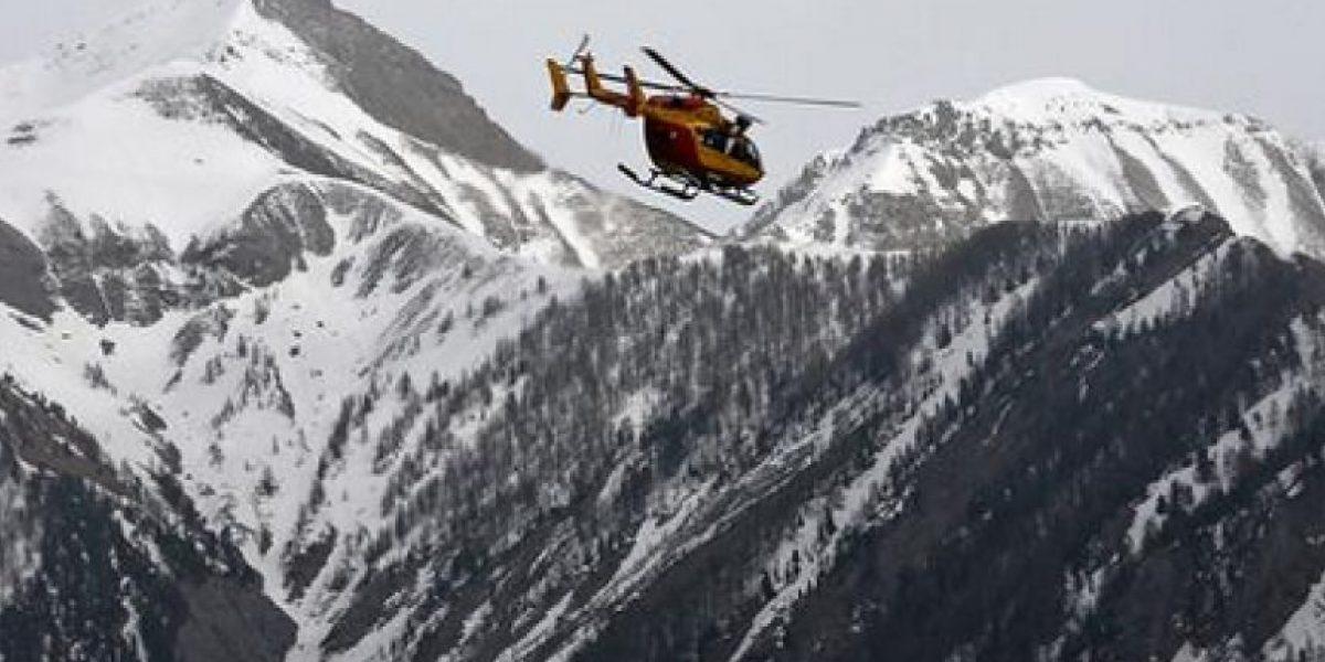 VIDEO. Este es el impenetrable lugar de la tragedia aérea en Francia
